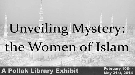 Women of Islam exhibit