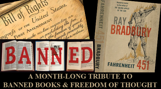 banned books promo graphic