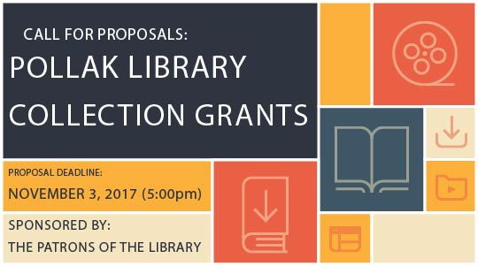 Library Collection Grants