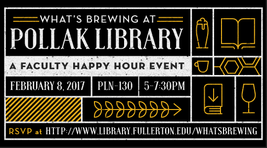 Promo graphic and RSVP link for the What's Brewing event
