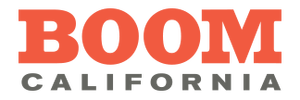 Boom California logo