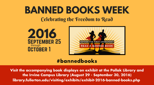 banned books 2016