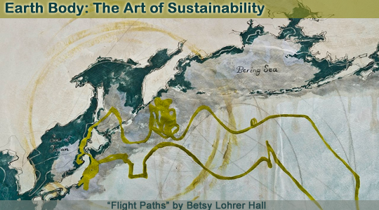 Sustainability exhibit