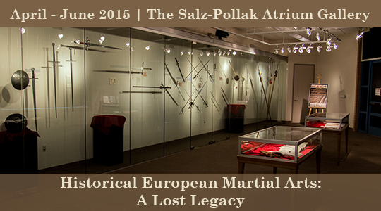 European Martial Arts Exhibit