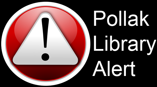 Library South Closure Information