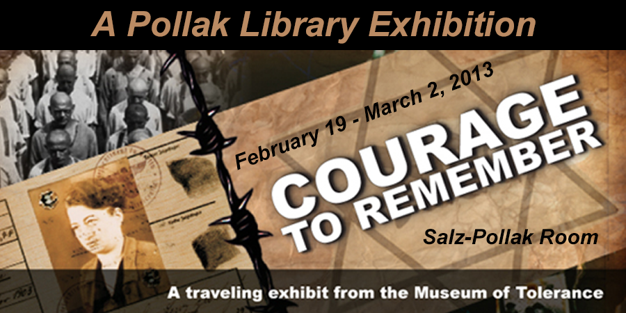 holocaust exhibit promo graphic