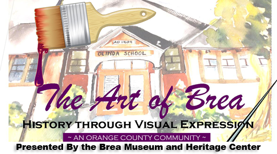 Art of Brea exhibit