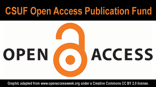 CSUF Open Access Publication Fund
