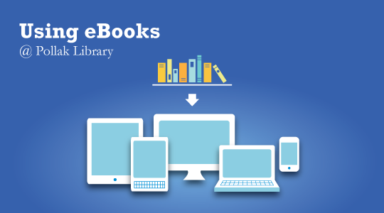 eBooks at the Pollak Library