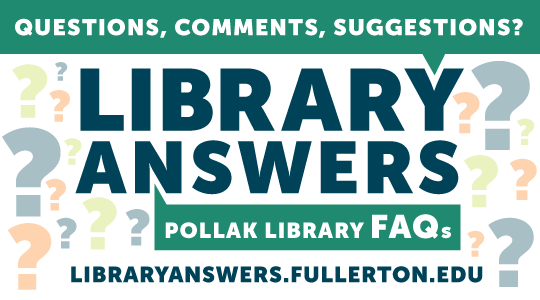 Library Answers promotional graphic